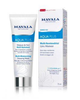 Aqua Plus Multi-Nemlendirici Uyku Maskesi 75ml