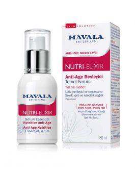 Nutri-Elixir Anti-Age Besleyici Temel Serum 30ml